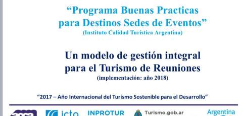 Buenas Prácticas para Sedes Competitivas (Soledad Urtubey, Consultora en Eventos)