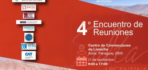 Salta, Encuentro Provincial del Turismo de Reuniones   por Soledad Urtubey (Consultora en Eventos)