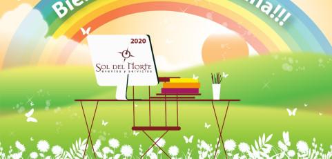 Bienvenido 2020 !!  por Soledad Urtubey (Consultora en Eventos, Argentina)